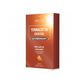 BIOCYTE Terracotta cocktail autobronzant 30 comprimés