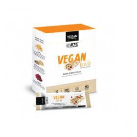 STC NUTRITION Vegan bar 5 barres énergétiques