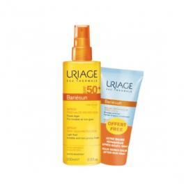 URIAGE Bariésun spray SPF 50+ 200ml + baume réparateur après-soleil 50ml