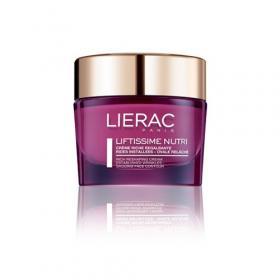 LIERAC Liftissime nutri-crème riche regalbante 50ml