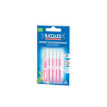 RICQLES 5 brossettes interdentaires 0.6mm