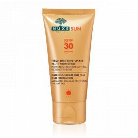 Sun crème délicieuse visage spf 30 50ml