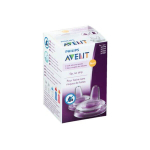 AVENT 2 becs souples silicone