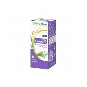 NATURACTIVE Huile essentielle bio thym à linalol 5ml