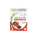 NATURACTIVE Circulation goût fraise 20 sticks fluides