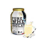 ERIC FAVRE Pure whey proteine native 100% isolate vanille 750g
