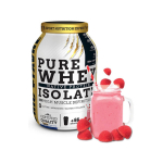 ERIC FAVRE Pure whey proteine native 100% isolate fraise 2kg