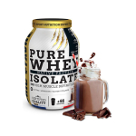 ERIC FAVRE Pure whey proteine native 100% isolate chocolat 2kg