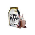 ERIC FAVRE Pure whey proteine native 100% isolate chocolat 750g