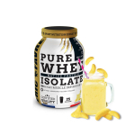 ERIC FAVRE Pure whey proteine native 100% isolate banane 750g