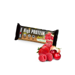 ERIC FAVRE High protein bar vegan fruits rouges 45g