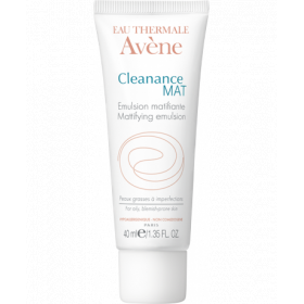 Cleanance mat émulsion matifiante 40ml