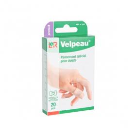 LOHMANN & RAUSCHER Velpeau protect pansement spécial pour doigts 20 unités