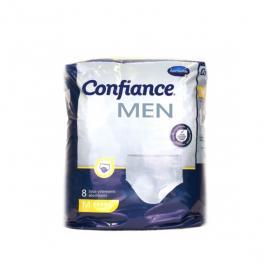 HARTMANN Confiance for men 5G taille M 8 sous-vêtements absorbants