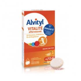 ALVITYL Vitalité 30 comprimés effervescents
