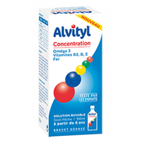 ALVITYL Concentration solution buvable 150ml