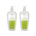 PHARMACTIV Le gel douche neutre lot 2x500ml