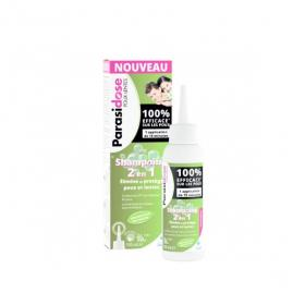 PARASIDOSE Shampooing 2 en 1 poux lentes 100ml