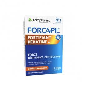 ARKOPHARMA Forcapil fortifiant kératine + 60 gélules