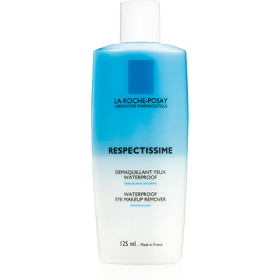 LA ROCHE POSAY Respectissime démaquillant yeux waterproof 125ml