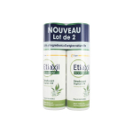 ETIAXIL Déodorant végétal 24H spray lot 2x100ml