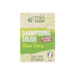 MKL GREEN NATURE Shampooing solide aloe vera 65g