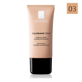 Toleriane teint mousse matifiante sable 30ml