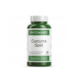 THERASCIENCE Curcuma gold 60 gélules
