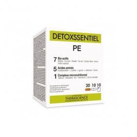 THERASCIENCE Detoxssentiel PE 40 gélules + 10 sachets