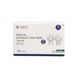 LIANGGUO MEDICAL 40 masques chirurgicaux enfants type IIR