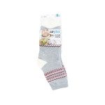 AIRPLUS Aloe cabin chaussettes hydratantes pointure 41-46 gris