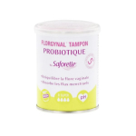 SAFORELLE Florgynal super 8 tampons