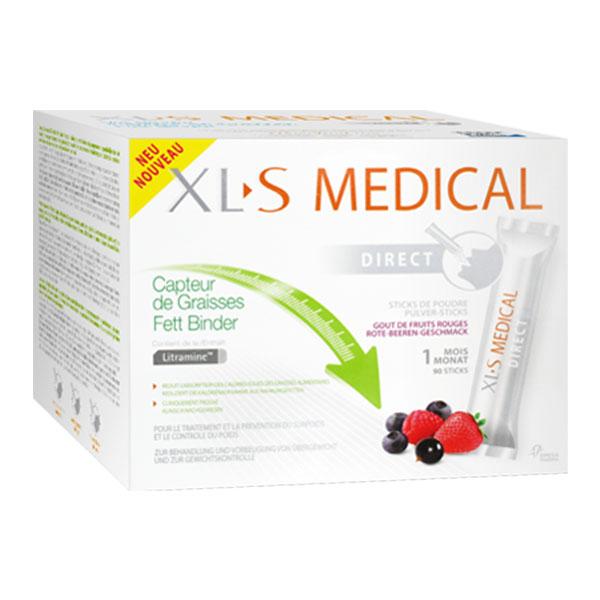 Xl s medical capteur de graisses direct 90 sticks - Xls medical capteur de graisse pas cher ...