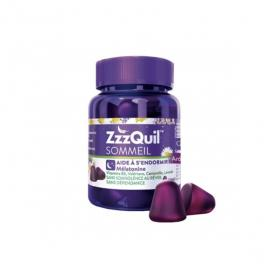 VICKS ZzzQuil sommeil 30 gommes