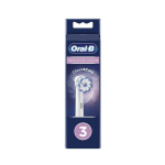 ORAL B Sensitive clean clean & care 3 brossettes