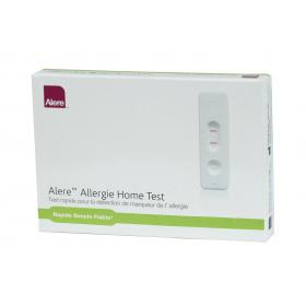 Home test allergies 1 unité