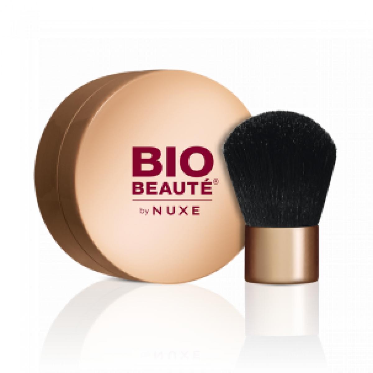 bio beaute by nuxe fond de teint poudre min rale vanille claire 4g parapharmacie pharmarket