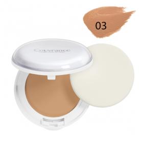 Couvrance crème de teint compact oil-free sable 9.5g
