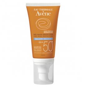 AVÈNE Solaire émulsion spf50+ sans parfum 50ml