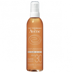 AVÈNE Huile solaire SPF 30 200ml