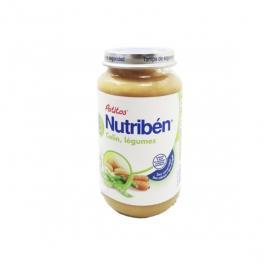 NUTRIBEN Petit pot de colin légumes 250g