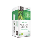 DAYANG Infusion bio verveine menthe 20 sachets