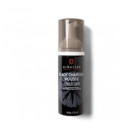 ERBORIAN Black charcoal mousse au charbon 140ml