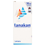 IPSEN Tanakan 40mg/ml solution buvable 90ml