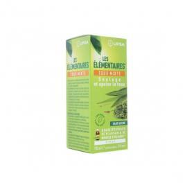 UPSA Les élémentaires sirop toux mixte sans sucre 120ml