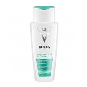 VICHY Dercos shampooing sebo correcteur 200ml