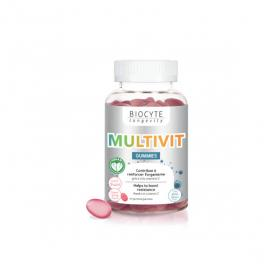 BIOCYTE Longevity multivit 60 gummies