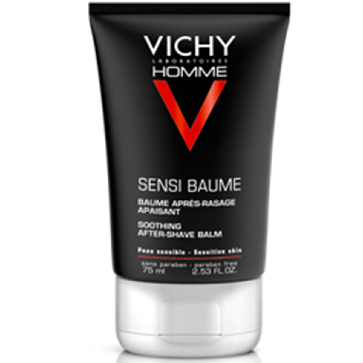 vichy homme sensi baume apr s rasage 75ml parapharmacie pharmarket. Black Bedroom Furniture Sets. Home Design Ideas