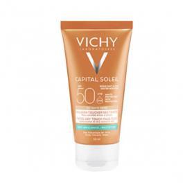 VICHY Ideal soleil BB émulsion toucher sec teintée spf50 50ml