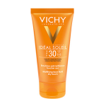Ideal soleil émulsion anti-brillance toucher sec spf 30 50ml
